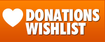 Click here to view our Donations Wishlist
